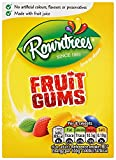 Rowntree's Fruit Gums Carton (Pack of 9)