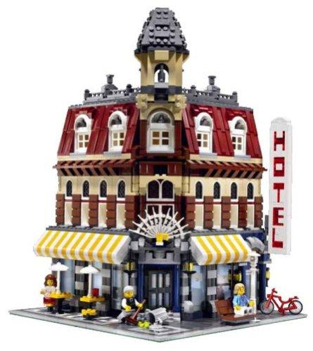 Lego Cafe Corner 10182