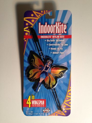 Moon Mini Microlite Mylar Kite