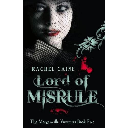 lord of misrule by rachel caine new uk cover