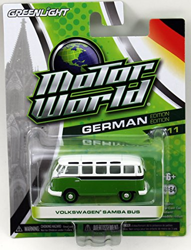 Greenlight Motor World Series 11 - Volkswagen Samba Bus