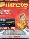 3M Co ALLERGEN FILTER 12X12 FILTRETE