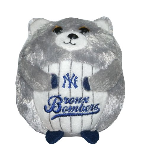 MLB New York Yankees Bronx Bombers Plush Toy Animal - 1