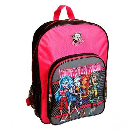 Monster High - Los útiles escolares - Mochila