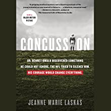 Concussion (Movie Tie-in Edition) Audiobook by Jeanne Marie Laskas Narrated by Hillary Huber