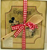 Hallmark Memory Keeping TOG1017 Mickey and Minnie Recipe Organizer Gift Set
