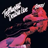 Double Live Gonzo by Nugent, Ted Live edition (1990) Audio CD