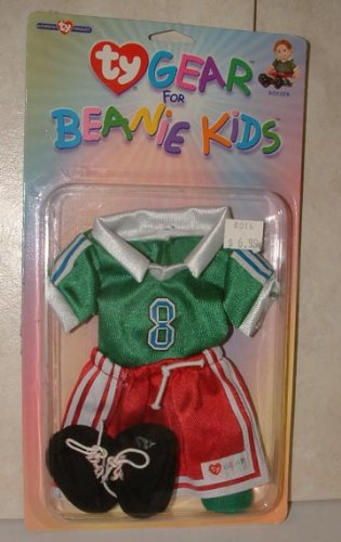 Ty Gear for Beanie Kids - Soccer