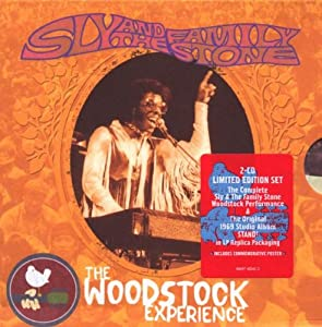 Sly & The Family Stone: The Woodstock Experience (2CD)