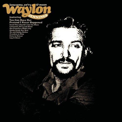 WAYLON JENNINGS - Lonesome On