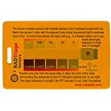 RADTriage 20 Personal Radiation Detector for wallet or pocket