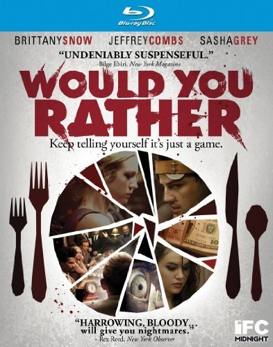 Would You Rather [Blu-ray] by MPI HOME VIDEO
