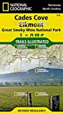 Cades Great Smoky Park #316, Tennessee, Publisher - National