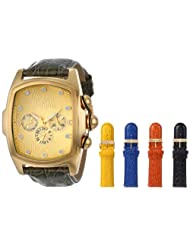 Invicta 0068 Lupah Collection Leather