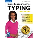 Mavis Beacon Teaches Typing Powered by UltraKey – Family Edition MAC [Download]