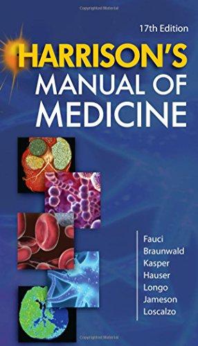 Harrison's manual of medicine (Medicina)