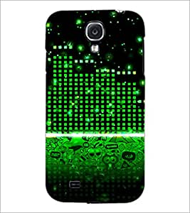PrintDhaba Abstract Image D-3906 Back Case Cover for SAMSUNG GALAXY S4 (Multi-Coloured)
