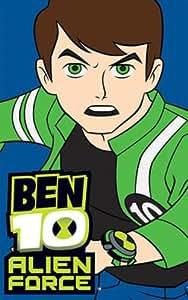 BEN 10 Alien Force Rug matches duvet& curtains OFFICIAL