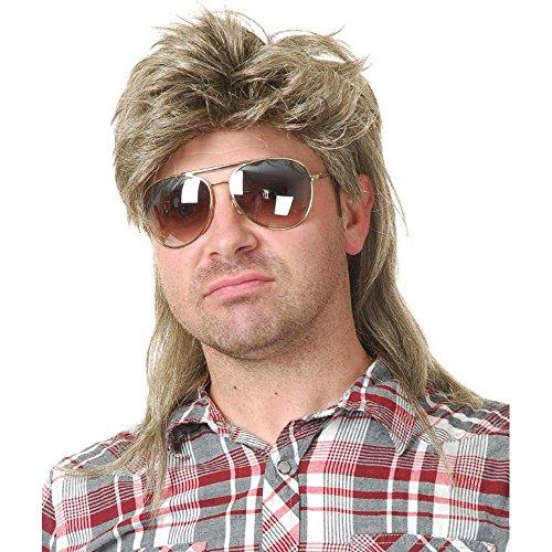 Joe Dirt Mullet Wig