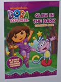 Dora the Explorer Glow in the Dark Colouring Book