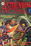 Astounding Stories of Super-Science September 1930 (illustrated edition) (English Edition)