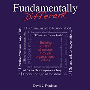 Fundamentally Different | [David J. Friedman]
