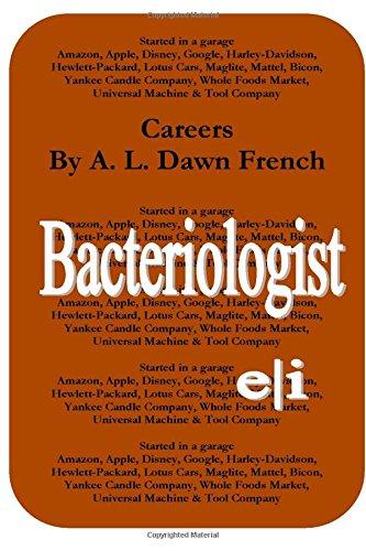 Careers: Bacteriologist
