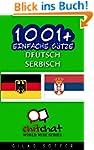 1001+ Einfache S�tze Deutsch - Serbisch