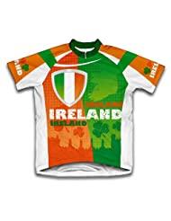 Ireland Short Sleeve Cycling Jersey for Women