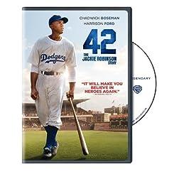 42 (DVD+UltraViolet)