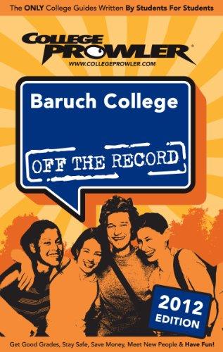 baruch academic calender