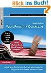 WordPress 4.x Quickstart: Alles, was...