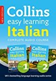 Complete Italian (Stages 1 and 2) Box Set (Collins Easy Learning Audio Course)