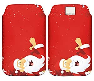 Wow Premium Design Pu Leather Pull Tab Protective Pouch For Motorola Moto G(2nd Gen)