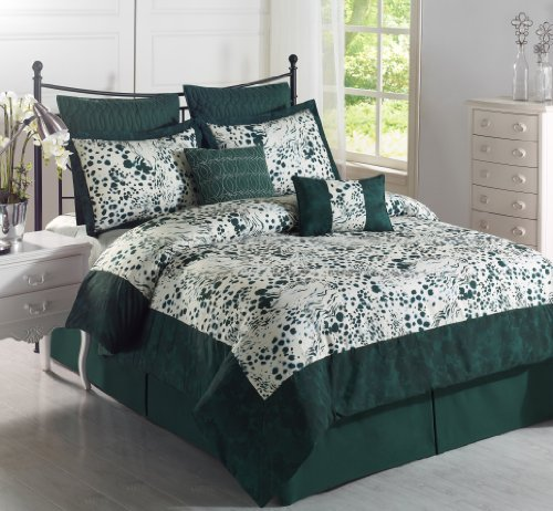 Bedding Set With Curtains 7050 front