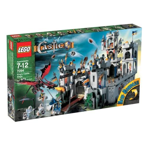LEGO® Castle Kings Castle Siege