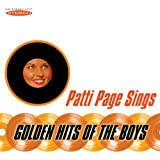 Patti Page Sings Golden Hits of the Boys