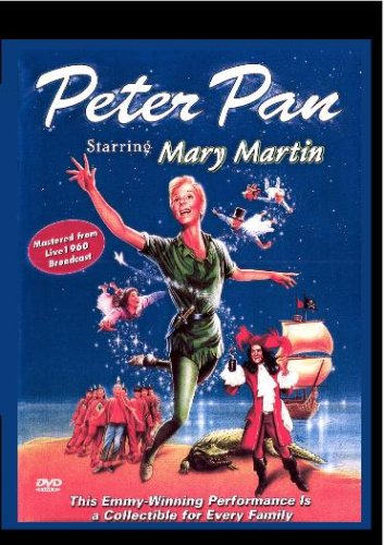 Peter Pan 1955 Mary Martin