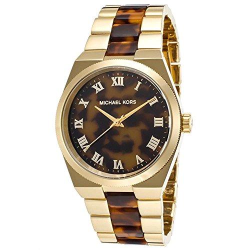 Michael Kors Women's 38mm Multicolor Steel Bracelet & Case Quartz Watch MK6151
