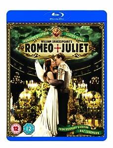 Romeo + Juliet [Blu-ray] [1996]