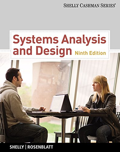 Systems Analysis and Design (with Systems Analysis and...
