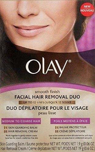 Olay Smooh Finish Hair Removal Duo Medium to Coarse Hair