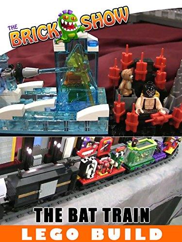 The LEGO Bat Train MOC