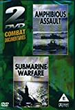 Amphibious Assault & Submarine Warfare - 2 DVD Combat Documentaries