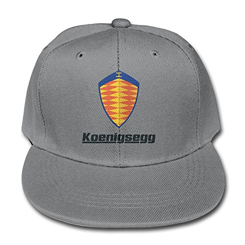 feruch-tanxj-kids-koenigsegg-logo-adjustable-duck-tongue-hat-peaked-baseball-hat-cap-ash