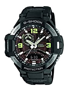 Casio Men's Watch XL Analogue Quartz 1000-1BER Ga-Resin