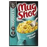 Mug Shot Noodle Snack Chicken Flavour 10 x 54g