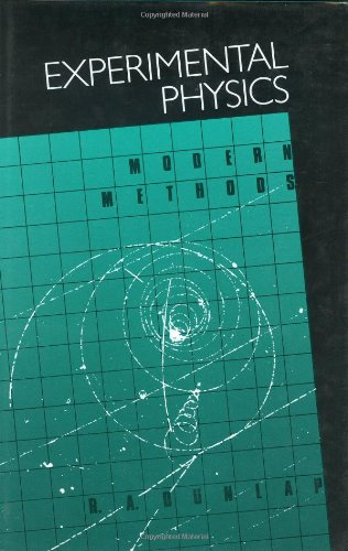 EXPERIMENTAL-PHYSICS-MODERN-METHODS-By-R-A-Dunlap-Hardcover-Excellent