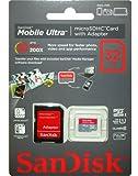 サンディスク SanDisk microSDHC UHS-I カード 32GB 超高速クラス10 世界国内シェアNo.1 並行輸入品パッケージ品