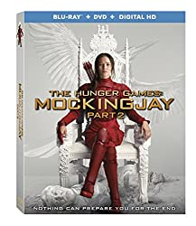 The Hunger Games: Mockingjay Part 2 [Blu-ray + DVD + Digital HD]